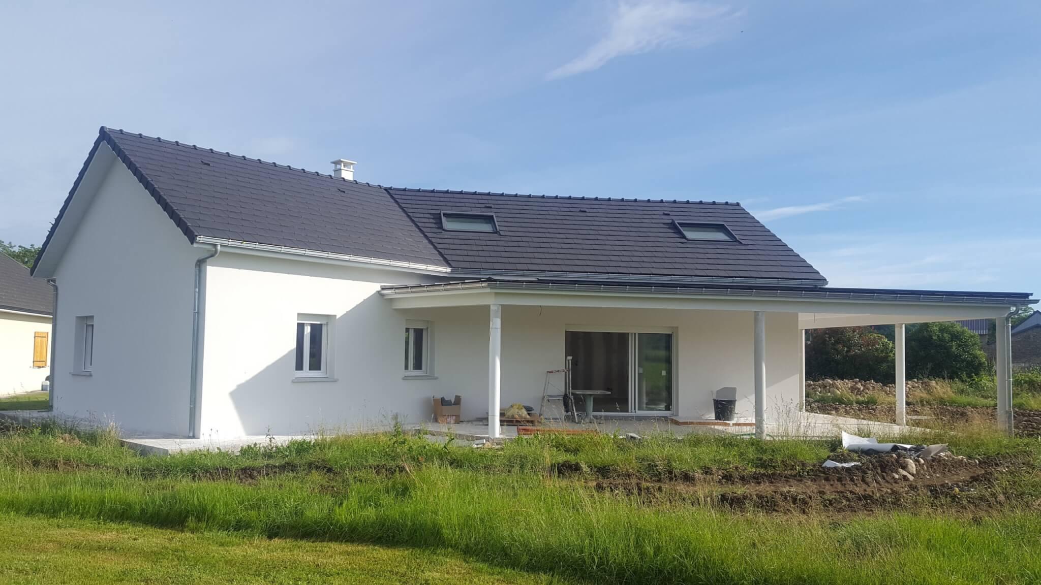 6 enduit terrasse couverte en zinc scaled